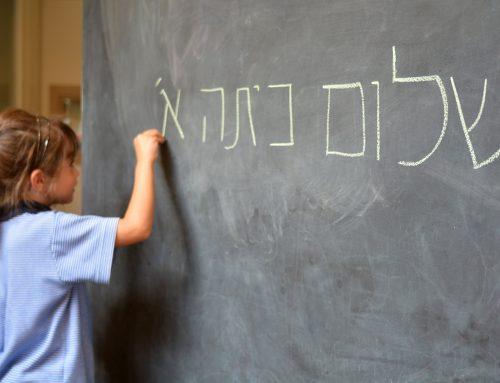 Suivez le guide : La scolarité en Israël, de 3 mois à 18 ans